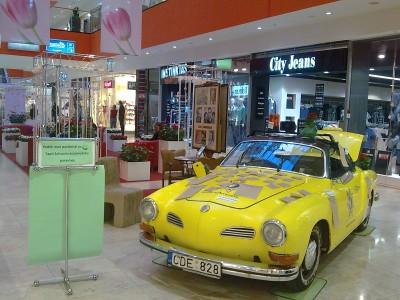 Keiskimės kartu! Automobilio ekologizavimo pasiūlymai Green show parodoje